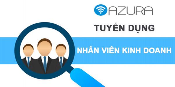 [HCM] Azura tuyển dụng nhân viên kinh doanh