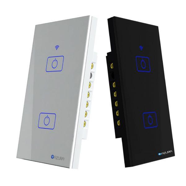 Công tắc đèn thông minh AZURA (AUS-SW02)