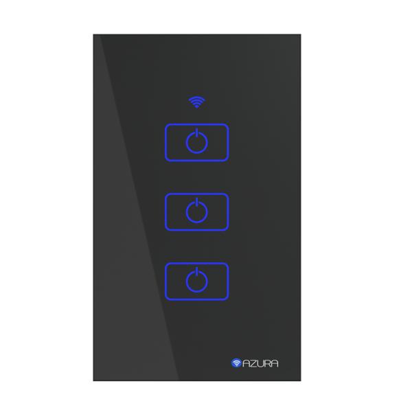 Công tắc đèn thông minh AZURA (AUS-SW03)