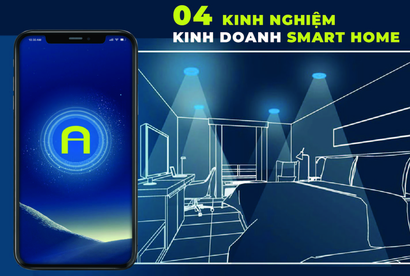 04 Kinh nghiệm kinh doanh thiết bị nhà thông minh